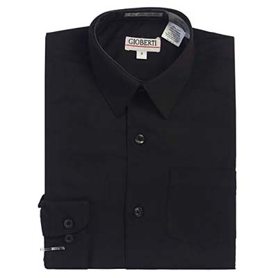 2. Gioberti Solid Dress Shirt
