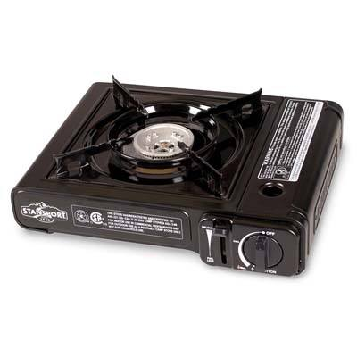 9. Stansport Portable Outdoor Butane Stove