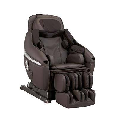 4. Inada Sogno Massage Chair, Dark Brown