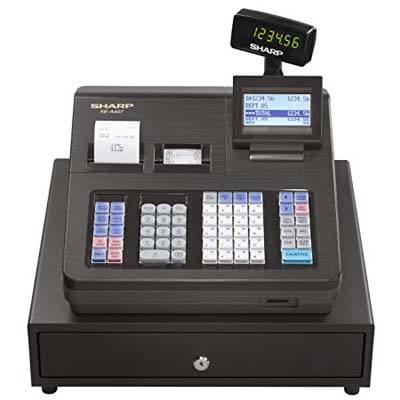 6. Sharp XEA407 Cash Register