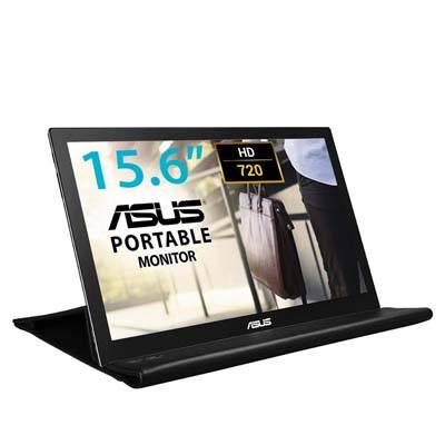 "1. ASUS MB168B 15.6"" USB Portable Monitor"