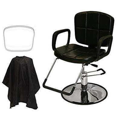 1. LCL Beauty All Purpose Cutting & Shampoo Barber Salon Chair