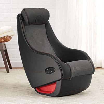 2. Brookstone ReAct Massage Chair