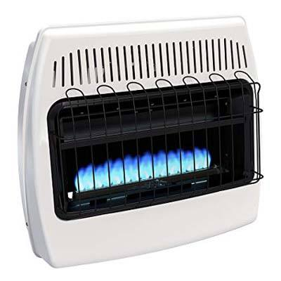 2. Dyna-Glo BF30PMDG Blue Flame Vent-Free Heater
