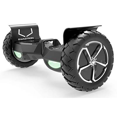3. SereneLife Swagtron Swagboard Outlaw T6 Off-Road Hoverboard
