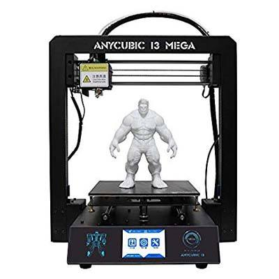 5. Anycubic Full Metal Mega 3D Printer