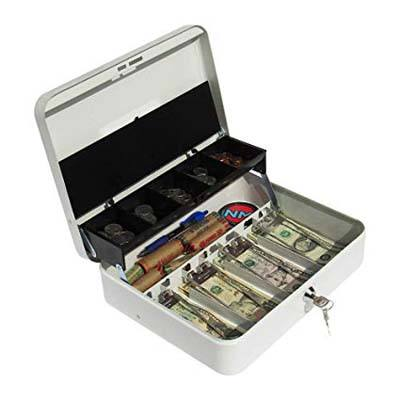 10. New Market Squared Cash Box