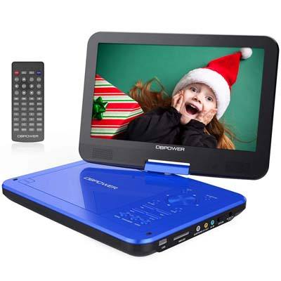 "1. DBPOWER 10.5"" Portable DVD Player"