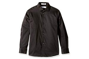 Best Boys Black Dress Shirt