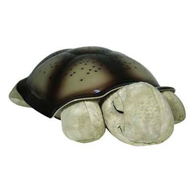 3. Cloud b Twilight Turtle Plush Nightlight Projector