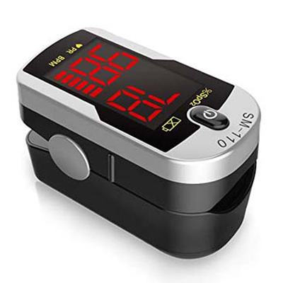 1. Santamedical Deluxe SM-110 Two Way Finger Pulse Oximeter