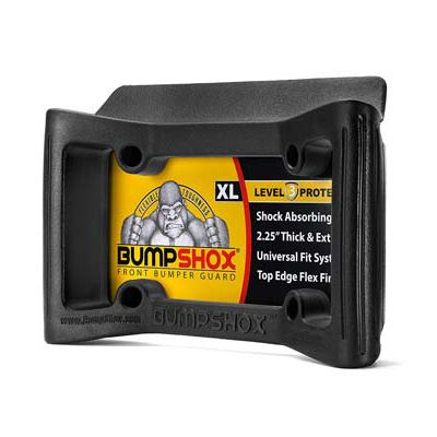 1. BumpShox XL Front Car Bumper Protection