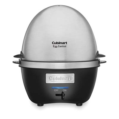 3. Cuisinart CEC-10 Egg Central Egg Cooker