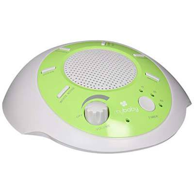4. Homedics MYB-S200 myBaby SoundSpa Portable Machine