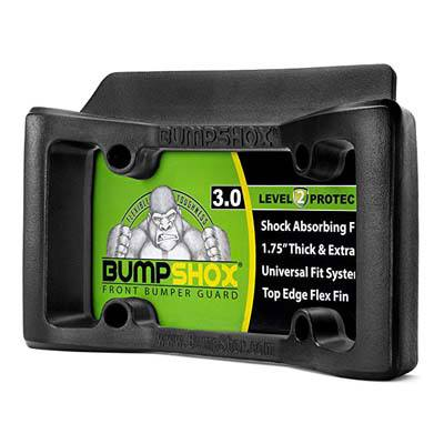 4. BumpShox 3.0 Front Car Bumper Protection