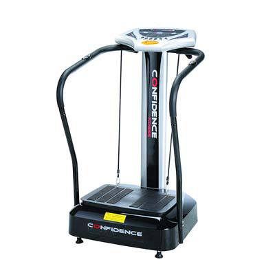 1. Confidence Body Vibration Trainer Fitness Machine