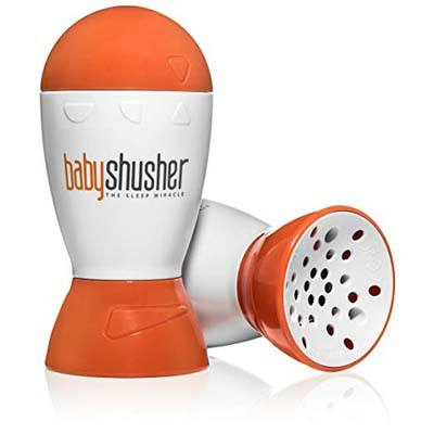 6. Baby Shusher Sleep Miracle Soother