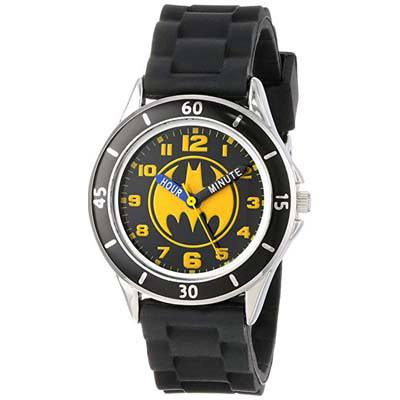 6. DC Comics Batman Kids' Analog Watch – Model: BAT9152