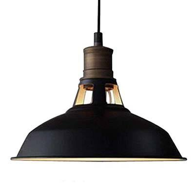 8. CLAXY Ecopower Mini Metal Pendant Light