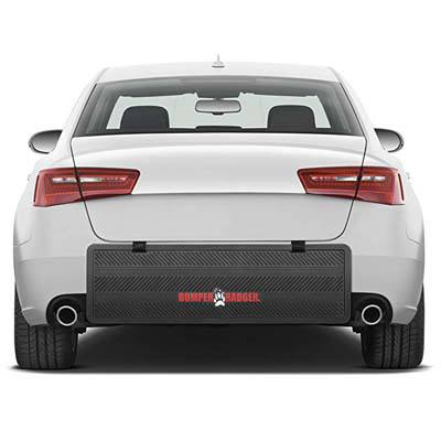 7. BumperBadger Retro Edition Rear Bumper Guard