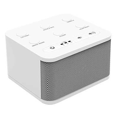 9. Big Red Rooster Baby White Noise Machine