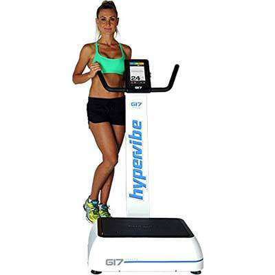 10. Hypervibe G-17 Whole Body Vibration Machine