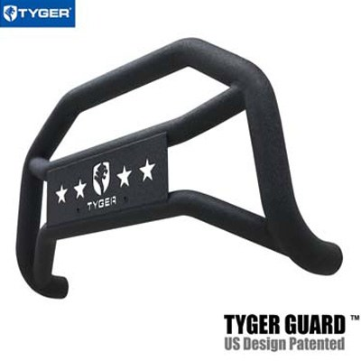 6. Tyger Auto Front Bumper Guard (TG-GD6F60098) Fits 2004 – 2019 Ford F150