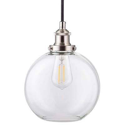 5. Primo LED Industrial Kitchen Pendant Light (LL-P429-LED-BN)