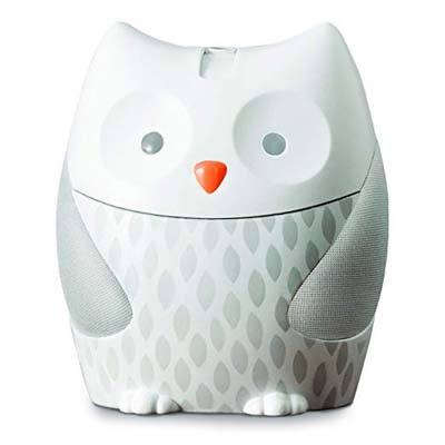 9. Skip Hop Crib Soother and Baby Night Light