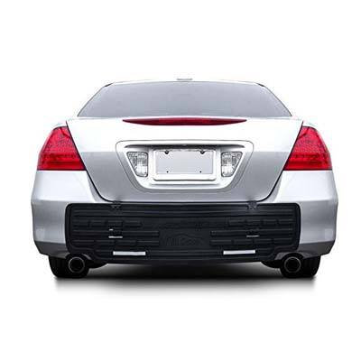 3. FH Group F16408 Universal Fit Rear Bumper – Black