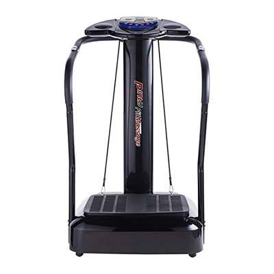 4. Pinty 2000W Whole Body Vibration Machine with MP3 Player
