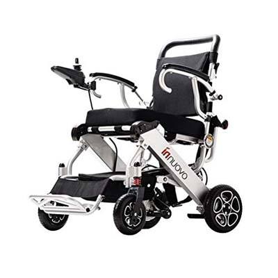 4. Innuovo 2018 New Electric Powered Wheelchair