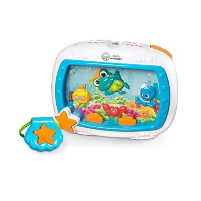 5. Baby Einstein Sea Dreams Soother Crib Toy