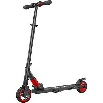 5. MEGAWHEELS S1 Lightweight Electric Scooter