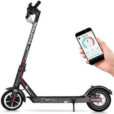3. Swagtron City Commuter Electric Scooter