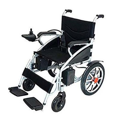 5. Comfy Go Folding Electric Wheelchair