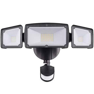 10. GLORIOUS-LITE 39W LED Security Light