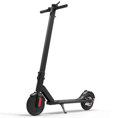 7. MEGAWHEELS S5 Lightweight Electric Scooter for Adults