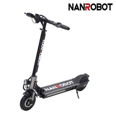 "10. NANROBOT X4 8"" 350W Adult Lightweight Electric Scooter"