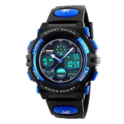 4. cofuo Kids Digital Sport Watch