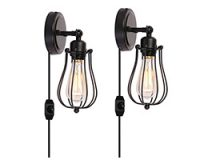 Best Bedroom Wall Lamps Plug In