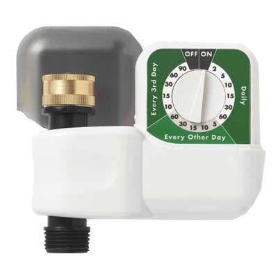 4. Orbit 62024 Single-Dial Hose Watering Digital Timer