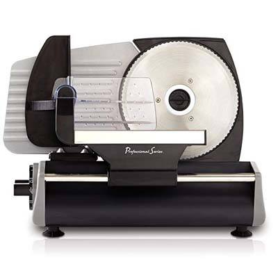2. Continental PS77711 Meat Slicer