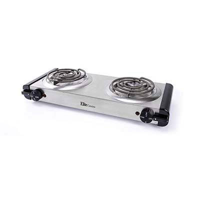 5. Maxi-Matic Elite Cuisine ESB-300X Electric Burner