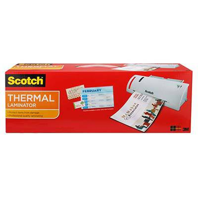 6. Scotch Thermal Laminator Combo Pack (TL902VP)