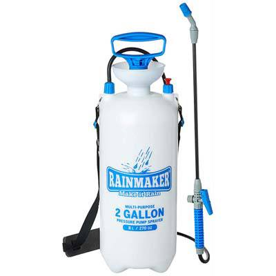 7. Rainmaker 2 Gallon Pump Sprayer