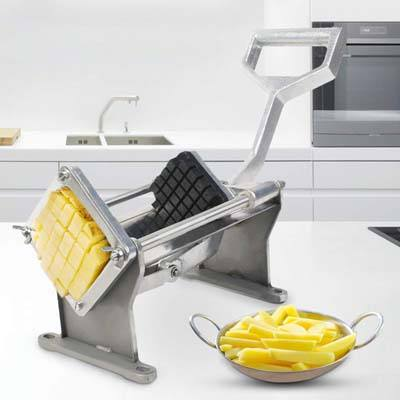 10. Goplus French fry, Fruit, and Vegetable Cutter