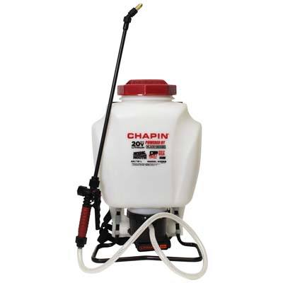 3. Chapin International 63985 Black & Decker Backpack Sprayer