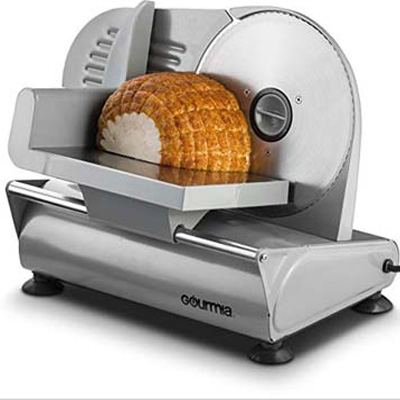 7. Gourmia GFS900 Professional Food & Meat Slicer