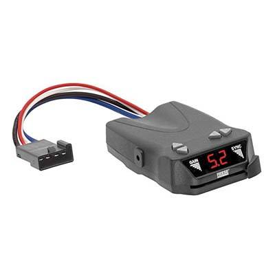 6. REESE Towpower Digital Brake Control, Brakeman IV (8507111)